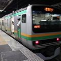 Photos: 上野東京ライン E231系1000番台U107編成 (1)