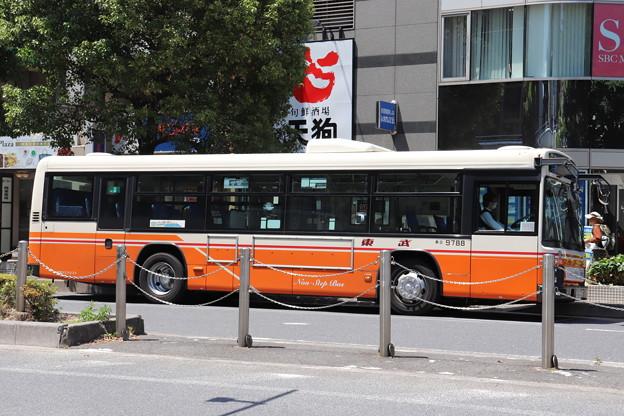 東武バス 9788号車