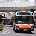 Photos: 東武バス 5154号車 大69系統 自衛隊前 経由 シティハイツ三橋 行き