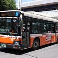 Photos: 東武バス 5154号車 大69系統 自衛隊前 経由 シティハイツ三橋 行き (1)