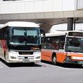 Photos: 東武バス 5196号車・9788号車