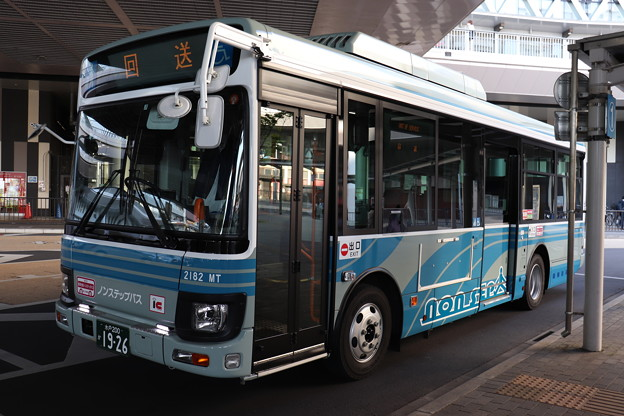 関東鉄道 2182MT