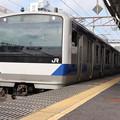 Photos: 常磐線 E531系K404編成 323M 普通 高萩 行 2019.06.03 (1)