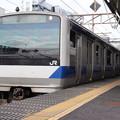 Photos: 常磐線 E531系K405編成 323M 普通 高萩 行 2019.06.04 (1)