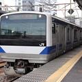 Photos: 常磐線 E531系K416編成 323M 普通 高萩 行 2019.06.05