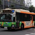 Photos: 都営バス 新型エルガ A-B709