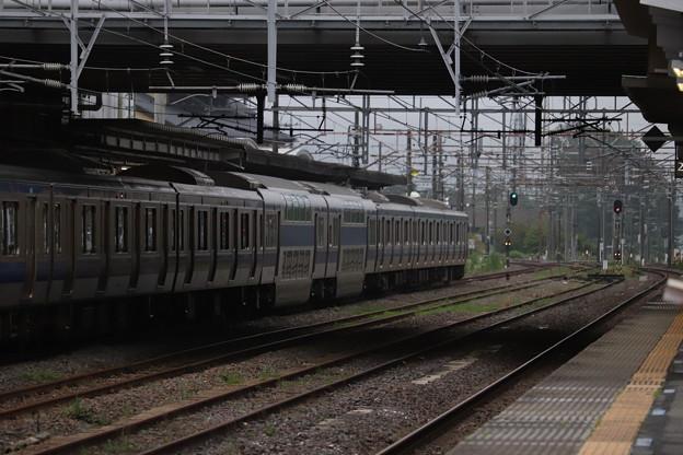 常磐線 E531系 1250M 普通 品川 行 2019.07.22