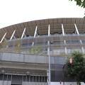 Photos: 建設中の新国立競技場 (2)