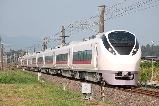 常磐線 E657系K4編成 9039M 特急ときわ39号 勝田 行 2019.08.03