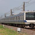 Photos: 常磐線 E531系K424編成 1129M 普通 勝田 行 2019.08.03