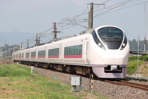 常磐線 E657系K5編成 3M 特急ひたち3号 いわき 行 2019.08.03