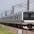 水戸線 E531系K476編成 735M 普通 水戸 行 2019.08.03