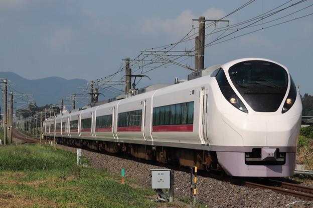 常磐線 E657系K1編成 9041M 特急ときわ41号 勝田 行 2019.08.04