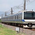 常磐線 E531系K465編成 737M 普通 勝田 行 2019.08.04