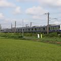 Photos: 夏の田園風景を行くE531系