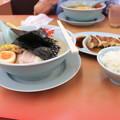 Photos: ラーメン山岡家 塩ラーメン&ライス