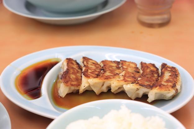 ラーメン山岡家 餃子