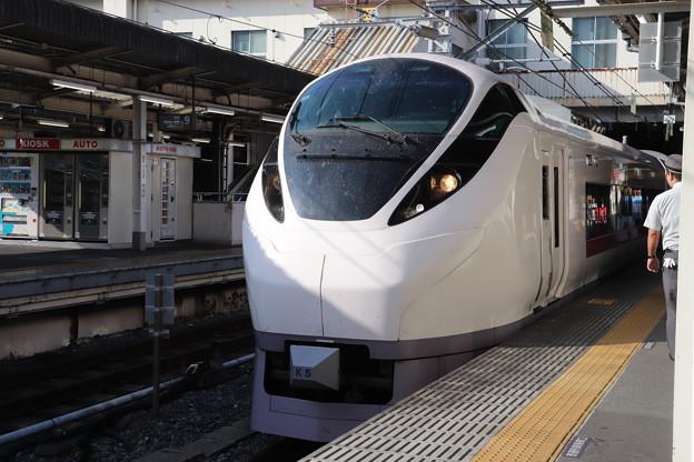 常磐線 E657系K5編成 ひたち・ときわ
