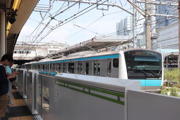 京浜東北線 E233系1000番台サイ128編成