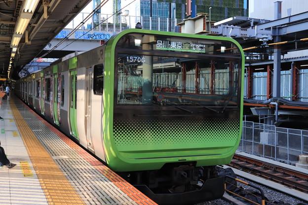 山手線 E235系トウ13編成 (1)