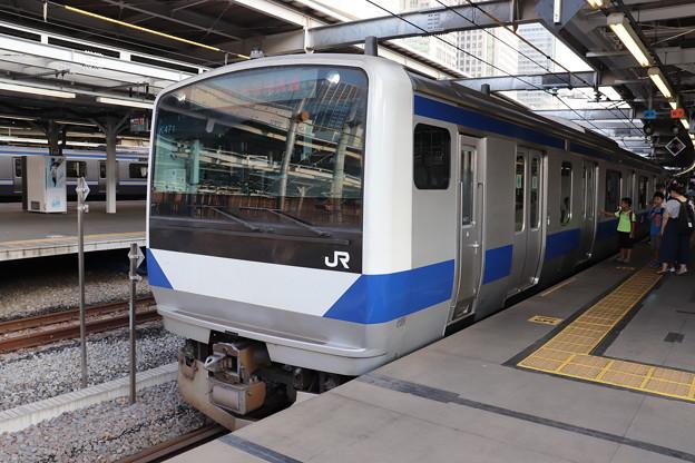東海道線 E531系K471編成