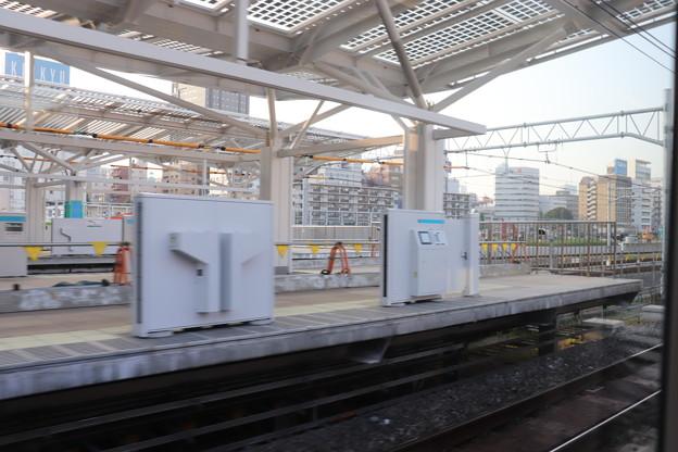 建設中の高輪ゲートウェイ駅 (6)