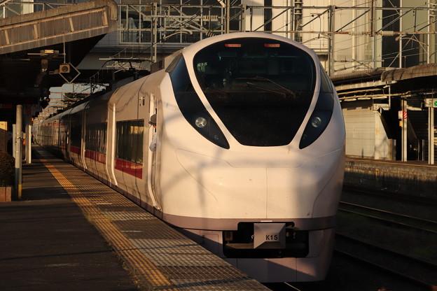 常磐線 E657系K15編成 69M 特急ときわ69号 勝田 行 後追い 2019.08.05