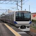 Photos: 常磐線 E531系K422編成 394M 普通 上野 行 2019.08.13
