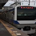 常磐線 E531系K401編成 399M 普通 勝田 行 2019.08.28