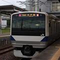水戸線 E531系3000番台K555編成 764M 普通 小山 行 2019.08.28
