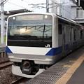 水戸線 E531系K478編成 762M 普通 小山 行 2019.09.05