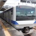 水戸線 E531系K452編成 740M 普通 小山 行 2019.09.09