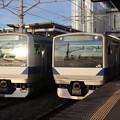 水戸線 E531系K471編成・K557編成