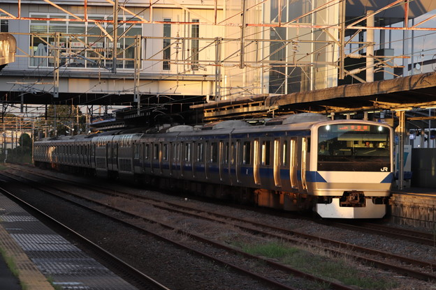 常磐線 E531系K420編成 444M 普通 上野 行 2019.09.09