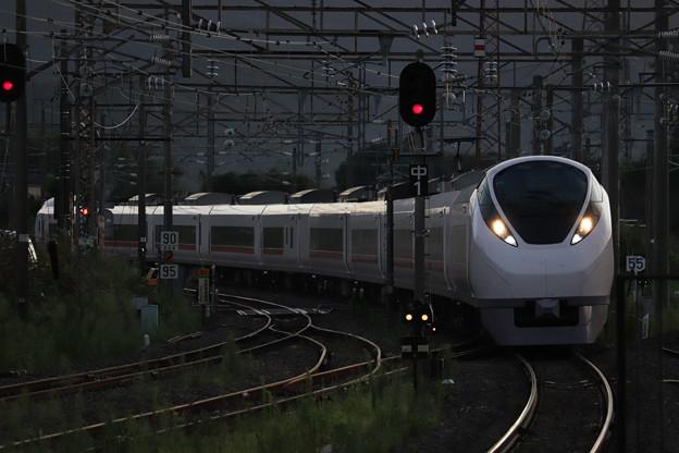 常磐線 E657系K16編成 69M 特急ときわ69号 勝田 行 2019.09.09
