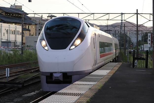 常磐線 E657系K16編成 69M 特急ときわ69号 勝田 行 2019.09.09 (1)