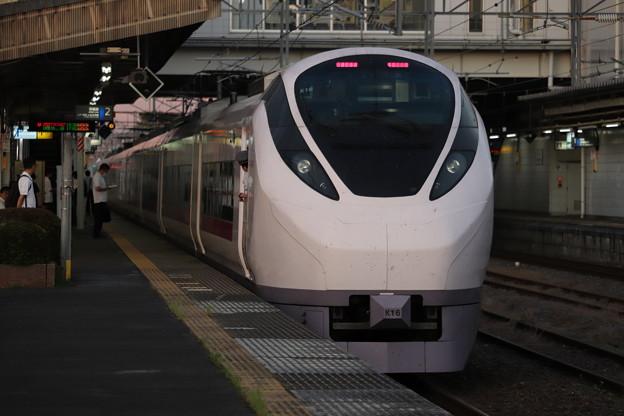 常磐線 E657系K16編成 69M 特急ときわ69号 勝田 行 2019.09.09 後追い