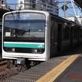 常磐線 E501系K702編成 531M 普通 いわき 行 2019.09.10