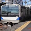 常磐線 E531系K417編成 323M 普通 高萩 行 2019.09.10