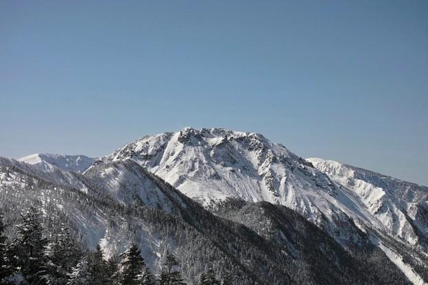 11.焼岳・乗鞍岳