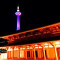 タワーと羅城門