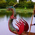 大覚寺の竜頭船