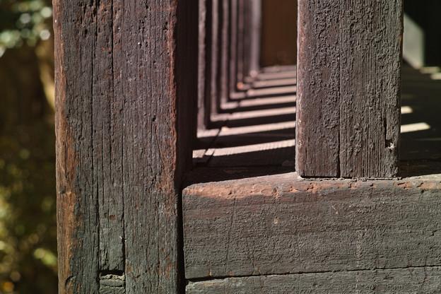Photos: 木造り