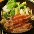 写真: ちゃんこ鍋