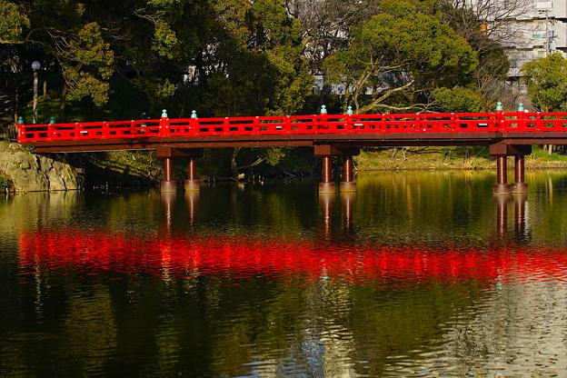 茶臼山和気橋