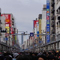 写真: 大盛況な日本橋ストリートフェスタホコ天