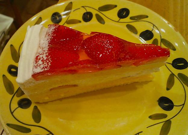 いちごのケーキ 神戸 ア・ラ・カンパーニュ