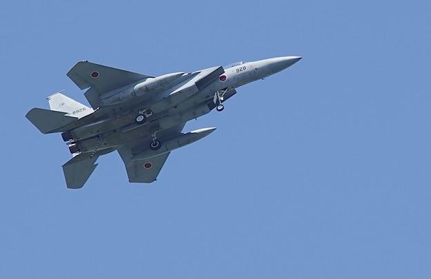 F15J イーグル 航空自衛隊奈良基地祭