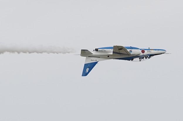 Blue impulse 小松航空祭2018