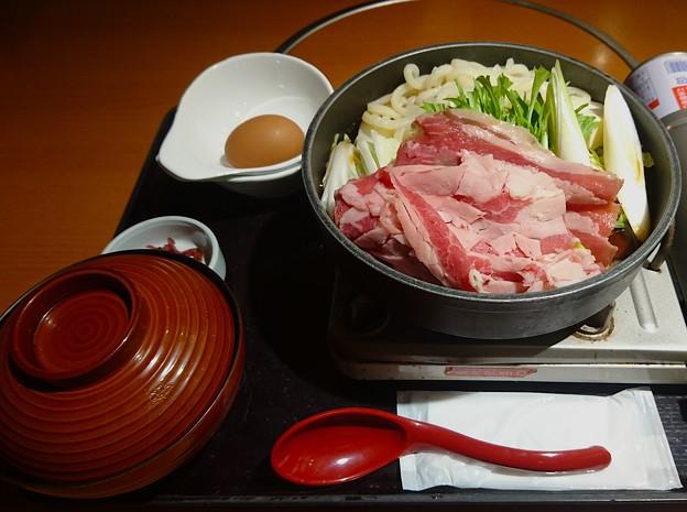 すき鍋定食